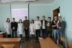Встреча с волонтерами-медиками из  «Академии технологии и управления»