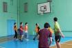 Итоги соревнований по баскетболу среди групп I курса