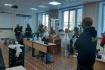 1 день на площадке по компетенции Парикмахерское искусство